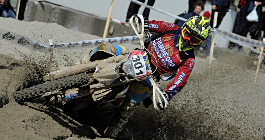 Prima prova campionato assoluti d'Italia enduro 2014 Alassio
