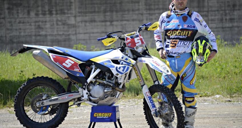 Seconda prova campionato italiano cross