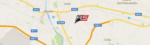 RSMoto Map