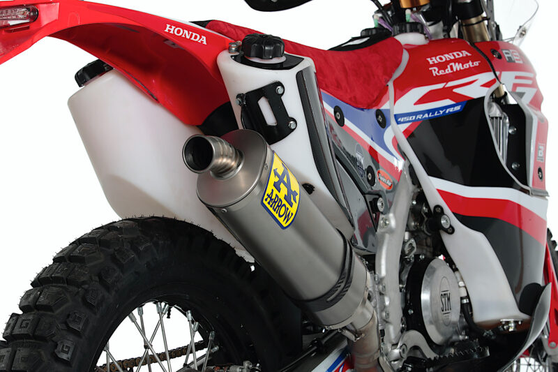 CRF450RX Rally RS