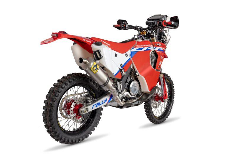 450L Rally