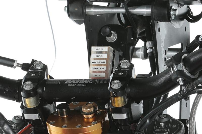 RS Moto CRF450RX Rally RS - IMPIANTO ELETTRICO DEDICATO